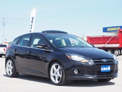 Used 2014 Ford Focus Titanium Sedan in Orange, TX