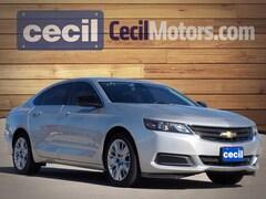 2014 Chevrolet Impala LS Sedan