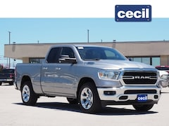2019 Ram All-New 1500 BIG HORN / LONE STAR QUAD CAB 4X2 6'4 BOX Quad Cab