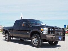 2016 Ford Super Duty F-250 SRW King Ranch Pickup Truck