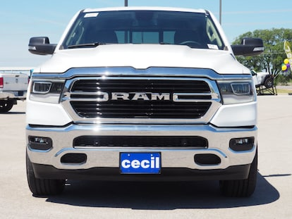 New 2019 Ram 1500 For Sale at Cecil Atkission Chrysler Dodge