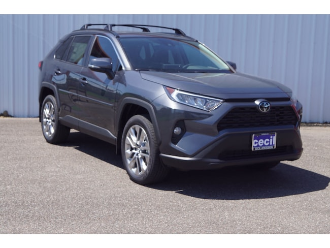New 2019 Toyota RAV4 XLE Premium SUV in Orange, TX