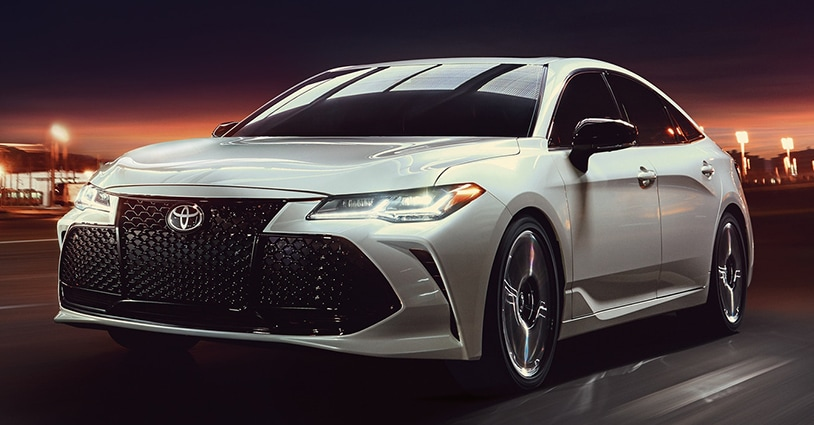 New 2019 Avalon Cecil Atkission Toyota