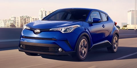 Cecil Atkission Toyota 2018 C-HR