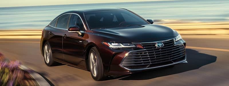 New 2019 Avalon Orange Texas