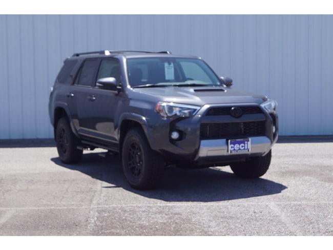 New 2019 Toyota 4Runner TRD Off Road Premium SUV in Orange, TX
