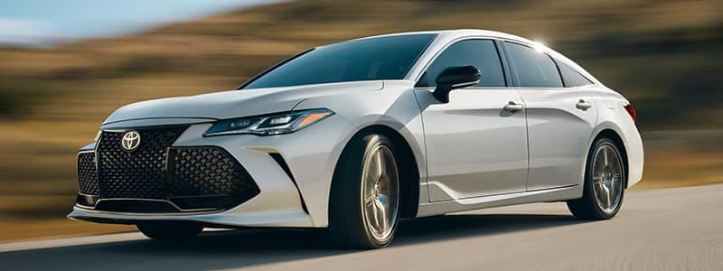 2019 Toyota Avalon Orange Texas