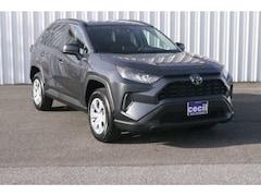 New 2019 Toyota RAV4 LE SUV in Orange, TX