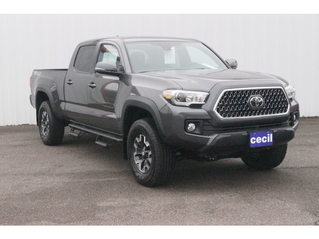New 2019 Toyota Tacoma TRD Off Road V6 Truck Double Cab in Orange, TX