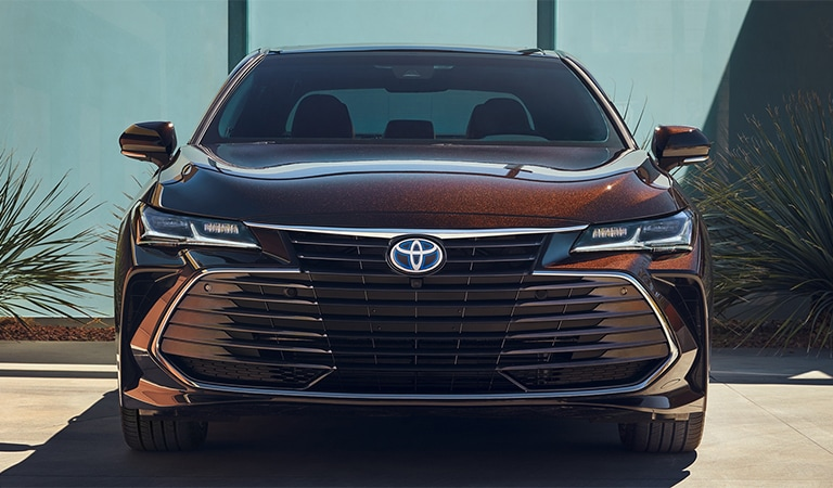 New 2019 Toyota Avalon Orange TX