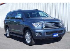 New 2018 Toyota Sequoia Platinum SUV in Orange, TX