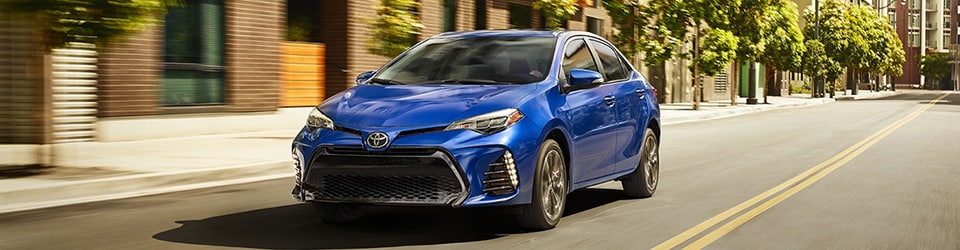 New 2018 Toyota Corolla Orange TX