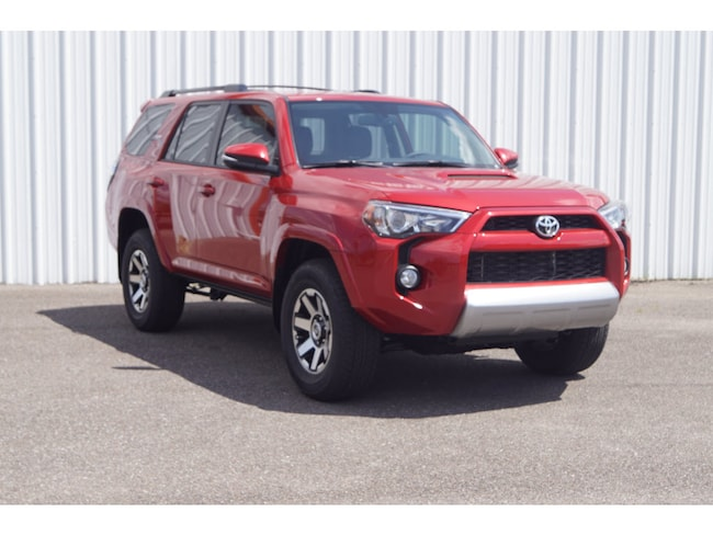 New 2019 Toyota 4Runner TRD Off Road Premium SUV in Orange, TX