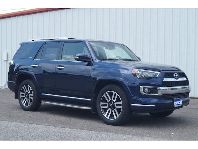 New 2019 Toyota 4Runner Limited SUV in Orange, TX