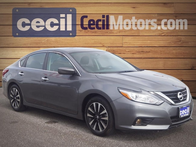 Used 2018 Nissan Altima 2.5 Sedan in Orange, TX
