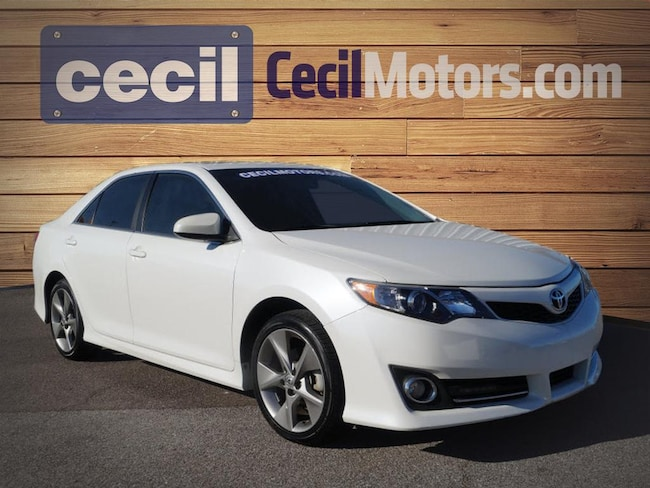 Used 2012 Toyota Camry SE Sedan in Orange, TX