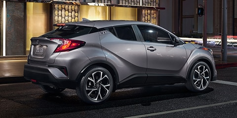 New Toyota C-HR Orange TX