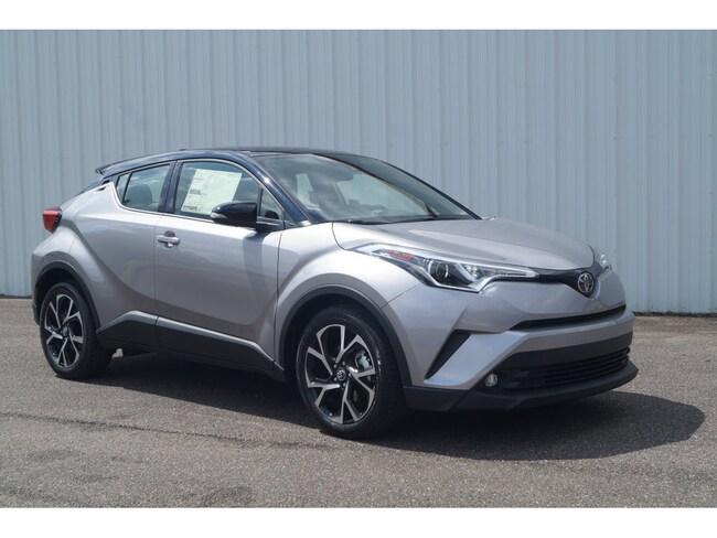 New 2019 Toyota C-HR Limited SUV in Orange, TX