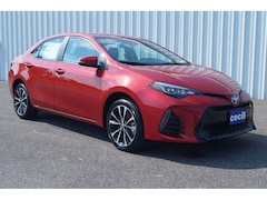 New 2019 Toyota Corolla SE Sedan in Orange, TX