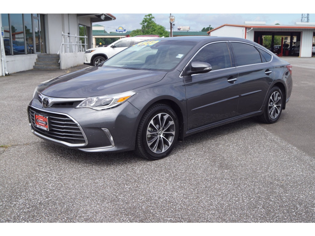 Used 2018 Toyota Avalon in Burnet TX | Used Toyota near