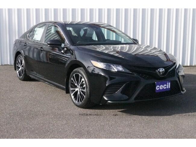 New 2019 Toyota Camry SE Sedan in Orange, TX