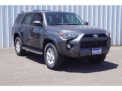 New 2019 Toyota 4Runner SR5 SUV in Orange, TX
