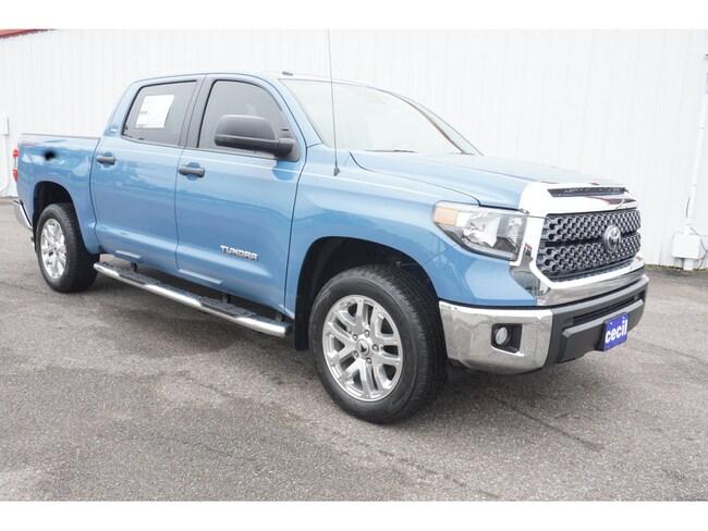 New 2019 Toyota Tundra SR5 4.6L V8 Truck CrewMax in Orange, TX