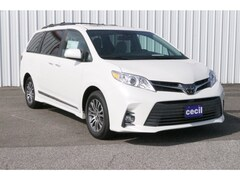 New 2019 Toyota Sienna XLE 8 Passenger Van in Orange, TX