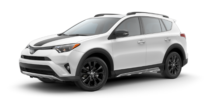 2018 2018 Toyota RAV4 Adventure