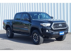 New 2018 Toyota Tacoma TRD Off Road V6 Truck Double Cab in Orange, TX