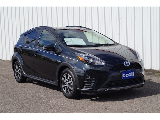 New 2018 Toyota Prius c Three Hatchback in Orange, TX
