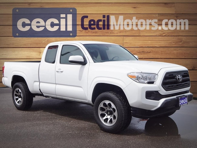 Used 2017 Toyota Tacoma SR Truck Access Cab in Orange, TX