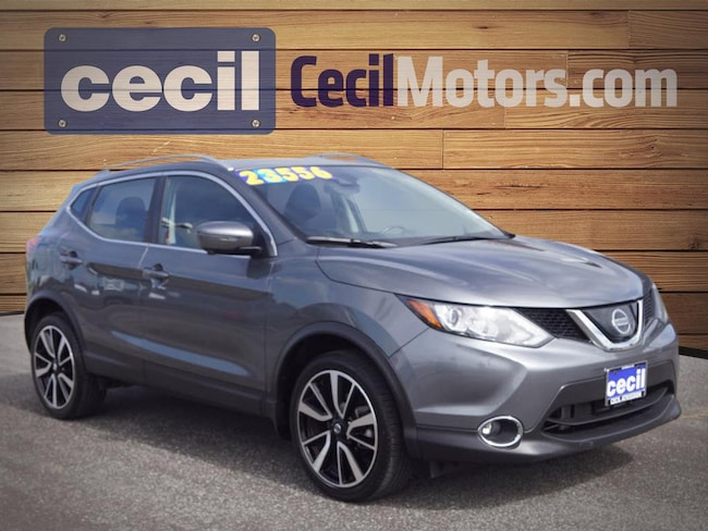 Used 2018 Nissan Rogue Sport S SUV in Orange, TX