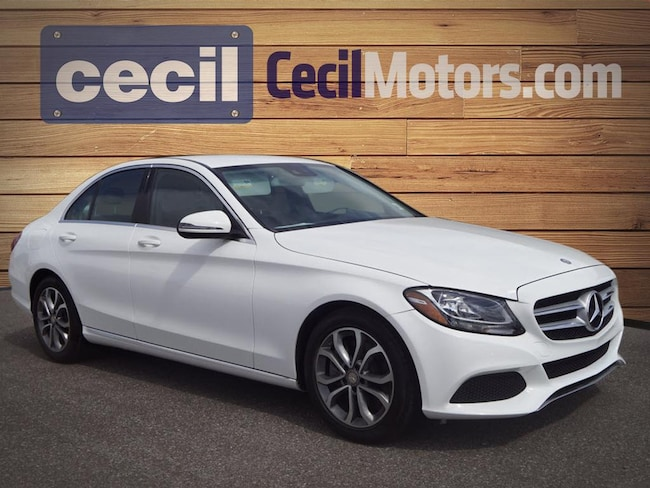 Used 2016 Mercedes-Benz C-Class C 300 Sedan in Orange, TX