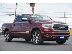 2019 Ram All-New 1500 Limited 4x4 Limited  Crew Cab 5.6 ft. SB Pickup