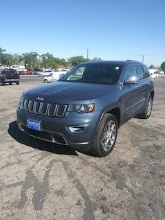 2020 Jeep Grand Cherokee LIMI SUV