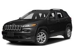 2017 Jeep Cherokee Altitude SUV