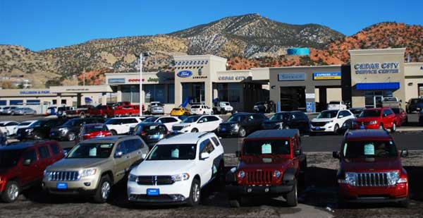 New & Used Chrysler, Dodge, Jeep, and RAM Dealership Near ...