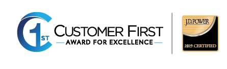 Customer First - Award for Excellence