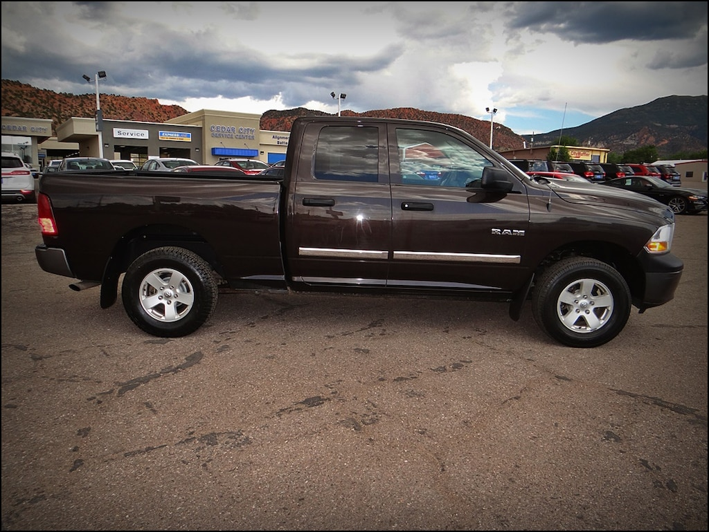 Used 2010 Rugged Brown Pearlcoat Dodge Ram 1500 For Sale