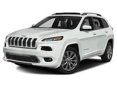 2017 Jeep Cherokee Overland SUV