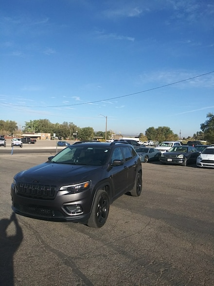 2020 Jeep Cherokee LATIPLUS SUV