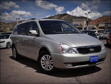 2014 Kia Sedona LX Van