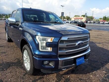 2016 Ford F-150 Platinum Truck