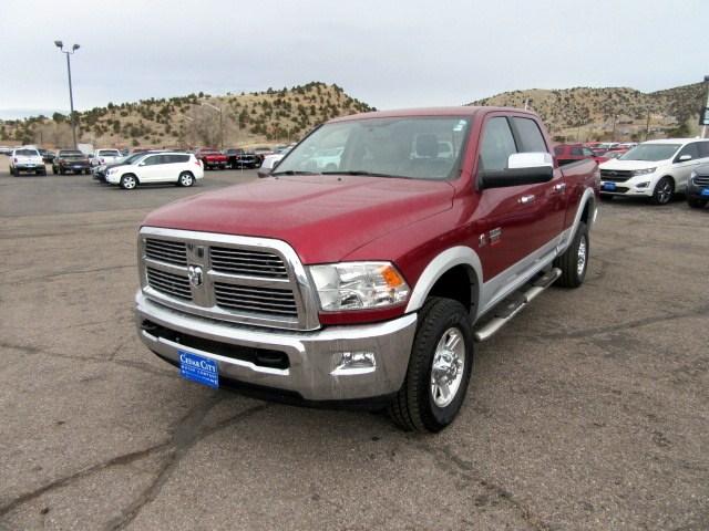 2012 Ram 2500 Laramie Crew Cab Truck