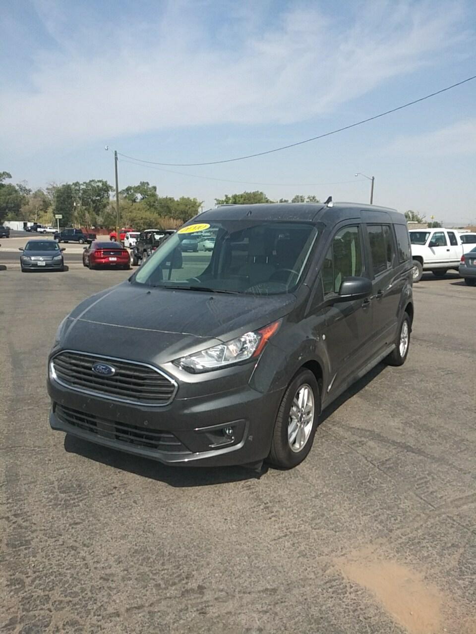 2020 Ford Transit Connect Wagon XLT Van