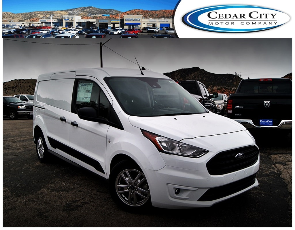 2019 Ford Transit Connect Van XLT Van