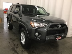 New 2019 Toyota 4Runner SR5 SUV 621169 in Hiawatha, IA