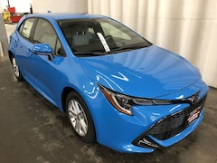 New 2019 Toyota Corolla Hatchback SE Hatchback in Hiawatha, IA