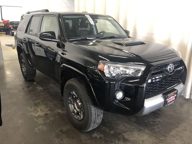 New 2019 Toyota 4Runner TRD Off Road SUV Hiawatha, IA